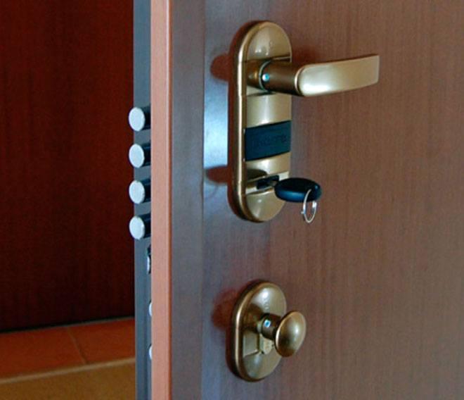 puerta de seguridad - Puertas blindadas de alta calidad en Barcelona con certificado de seguridad grado 3 4 y 5