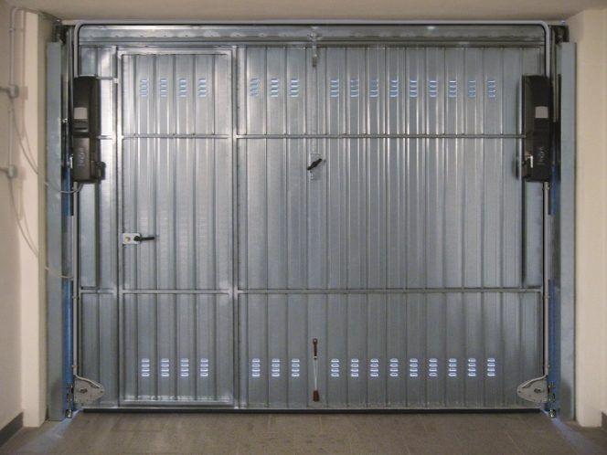 PuertasBASCULANTE 2020 - Reparación de Puertas de Garaje Parking