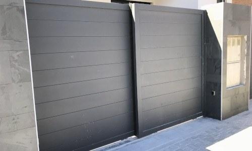 2_Puerta garaje corredera