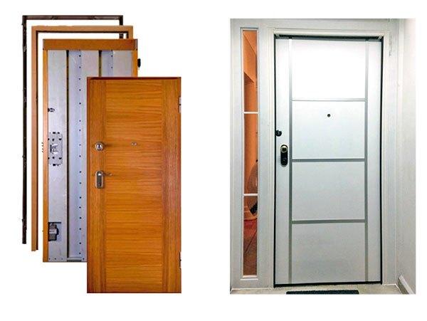 puerta blindado 2020 - Puertas blindadas Antiokupas Barcelona